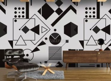 black-white-geometric-shapes-wallpaper-mural-wm-83162671-31475131